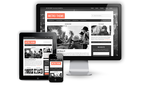 wordpress thema